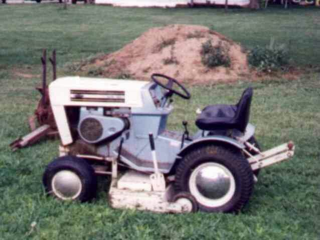 Sears Ss12 Garden Tractor : Best sears garden tractors images on pinterest lawn