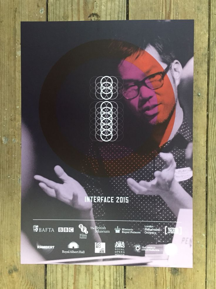 Interface 2015 poster