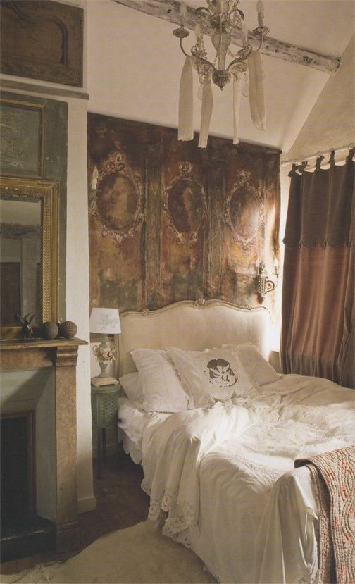Best French Boudoir Bedroom Ideas On Pinterest French