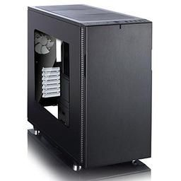 Fractal Design Define R5 w/Window (Black) ATX Mid Tower Case (FD-CA-DEF-R5-BK-W) - PCPartPicker