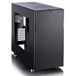 Fractal Design Define R5 w/Window (Black) ATX Mid Tower Case (FD-CA-DEF-R5-BK-W) - PCPartPicker