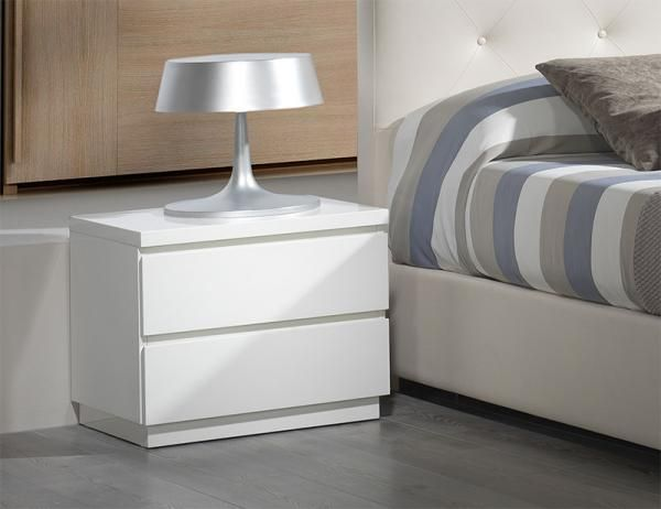 Best The 25 Best White Gloss Bedside Table Ideas On Pinterest 640 x 480