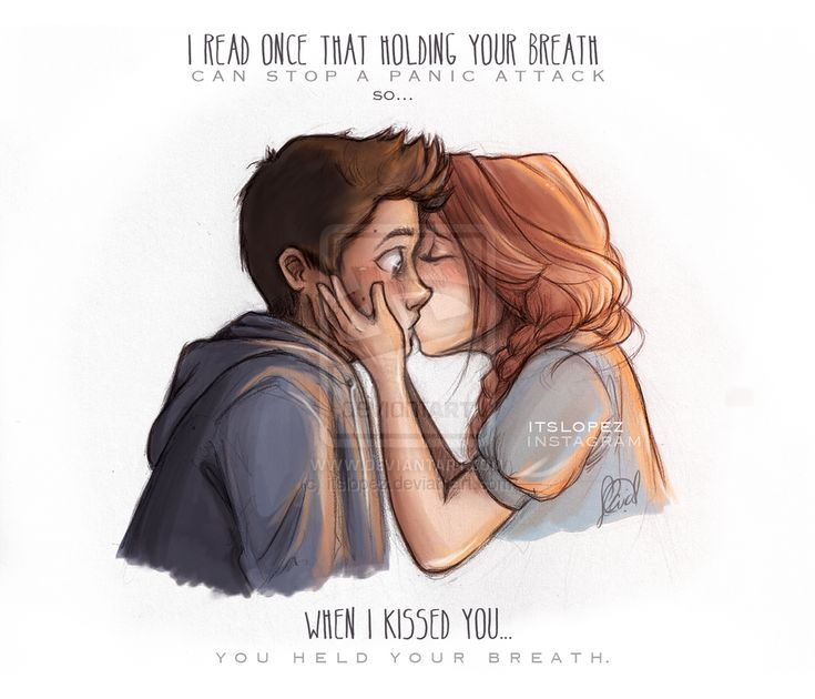Stiles and Lydia Martin...You held your breath by itslopez.deviantart.com on @deviantART