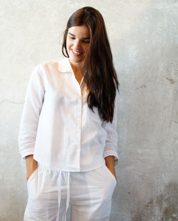 Boho Pajama Pants | Hummingbird Nightwear $49
