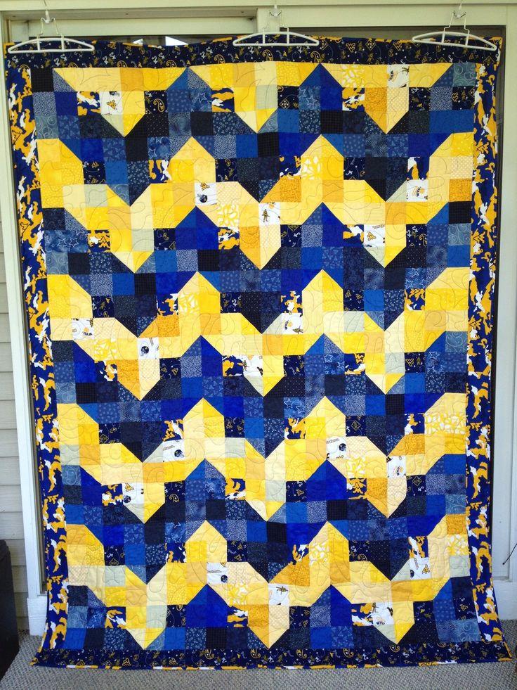 12 best University of Michigan Quilt images on Pinterest ... : quilting university - Adamdwight.com