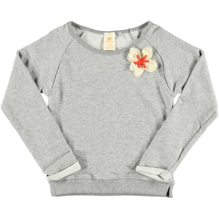 Trui Vintage   American Outfitters   Daan en Lotje http://daanenlotje.com/kids/meisjes/american-outfitters-trui-vintage-001176