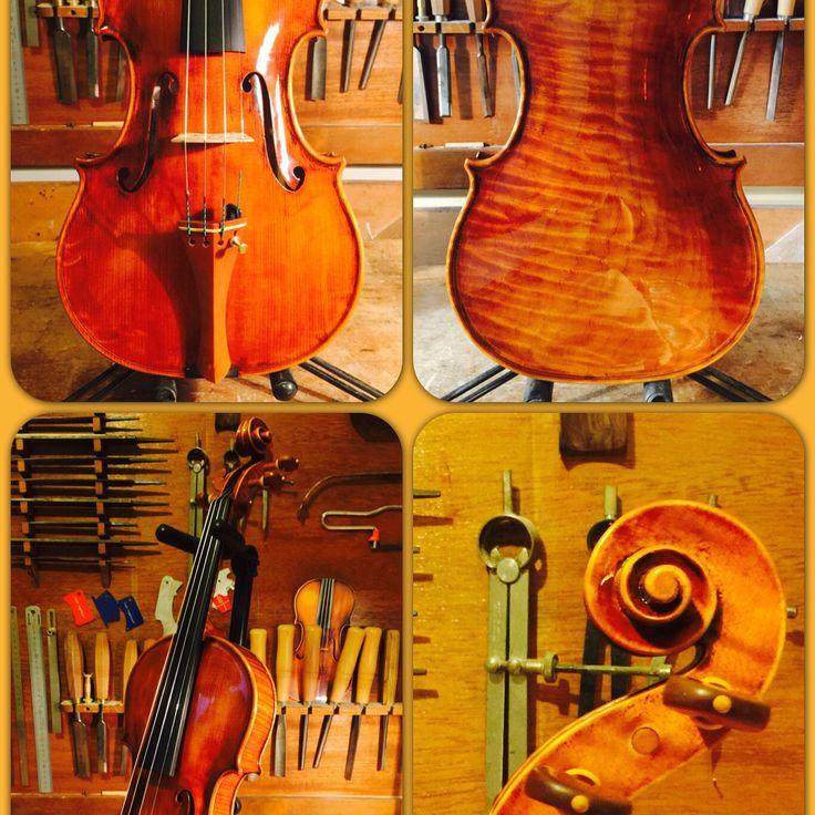 G.Guarneri Del Gesù Cannone Paganini 1743