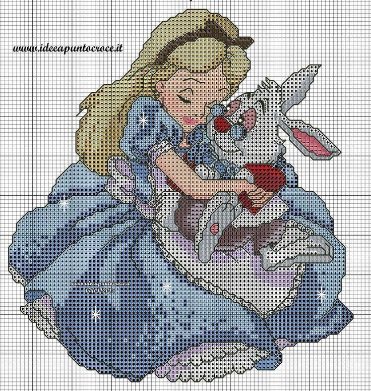 ENCANTOS EM PONTO CRUZ: Alice no País das Maravilhas