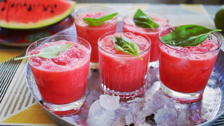 Hűsítő nyári italok