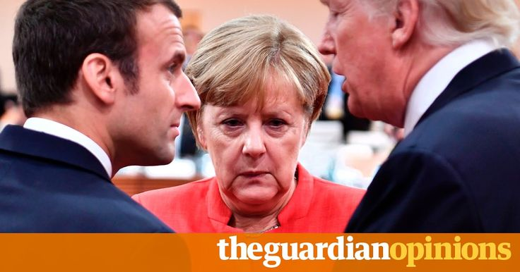 In the absence of true engagement by Trump, Europe's leaders are redefining the relationship, says Guardian columnist Natalie Nougayrède