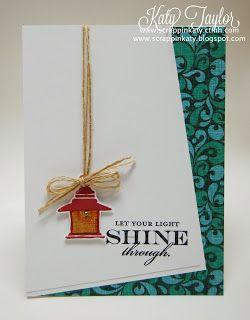 An Inside to my Heart...: Illuminate Blog Hop... #SurfsUp - card outside