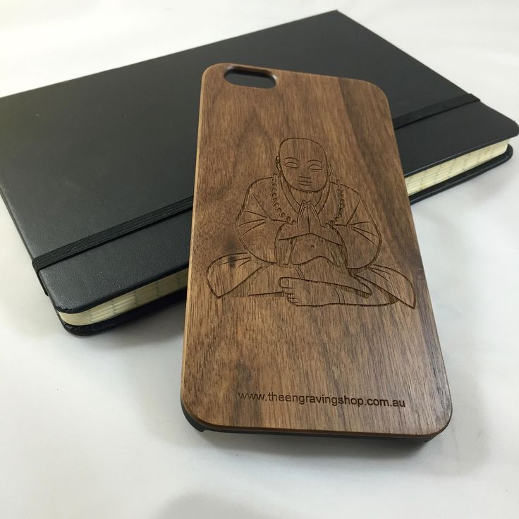 Personalised Slim Natural Wood Case for iPhone 6 and iPhone Plus
