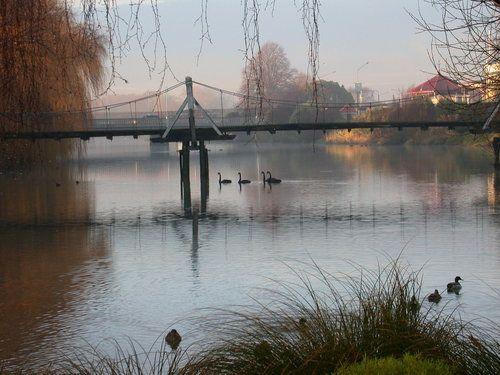 Kaiapoi Swing Bridge