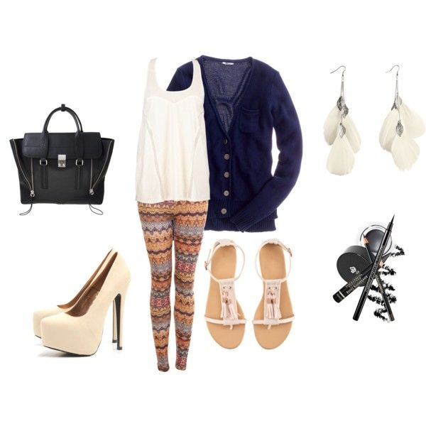 tribal, created by alitee123 on Polyvore
