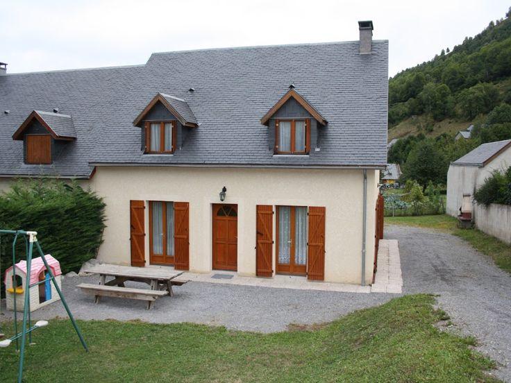 Abritel location villa à Loudenvielle. Maison Spacieuse dans le village de Loudenvielle pour 8 personnes