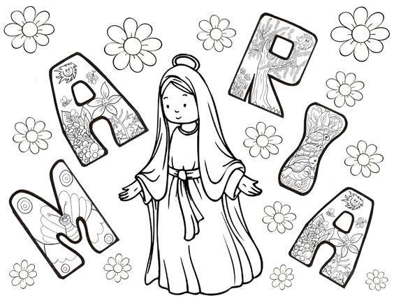 María mes de mayo