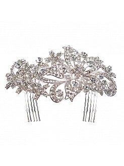Hopea metalliseos kammat kanssa helmet hg110028 - EUR 9,21€