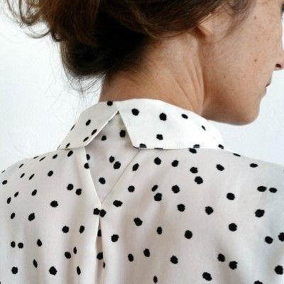 patron de couture femme Parisette                                                                                                                                                                                 Plus