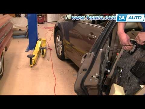 61 best auto repair videos images on pinterest campaign this http1aauto 1a auto shows you how to remove or replace the interior door panel trim on your vehicle you need to remove the door panel for a fandeluxe Gallery