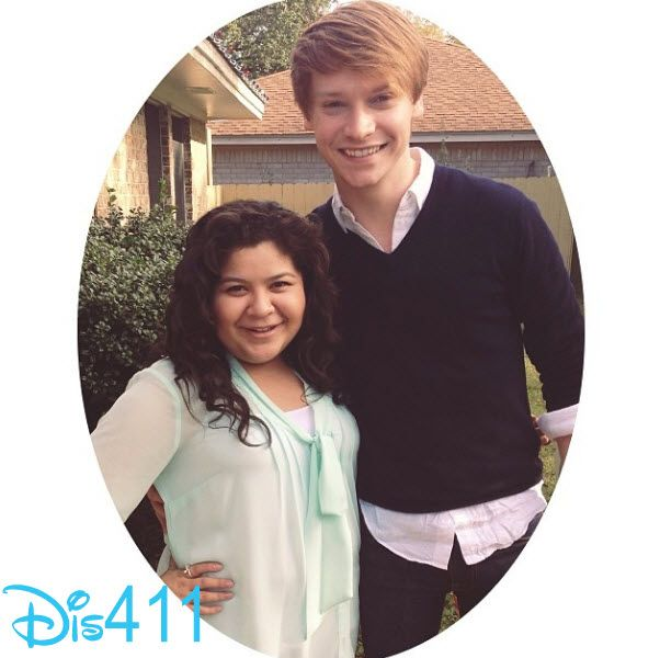 Photos: Raini Rodriguez And Calum Worthy Spent Thanksgiving Together
