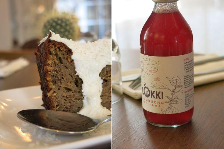 Be Organic, la nature dans l'assiette !  Pour tonifier son organisme une gorgée Lökki kombucha artisanal à la myrtille et au basilic (production locale avignonnaise).  L'adresse coup de coeur de la semaine de Chutmonsecret !