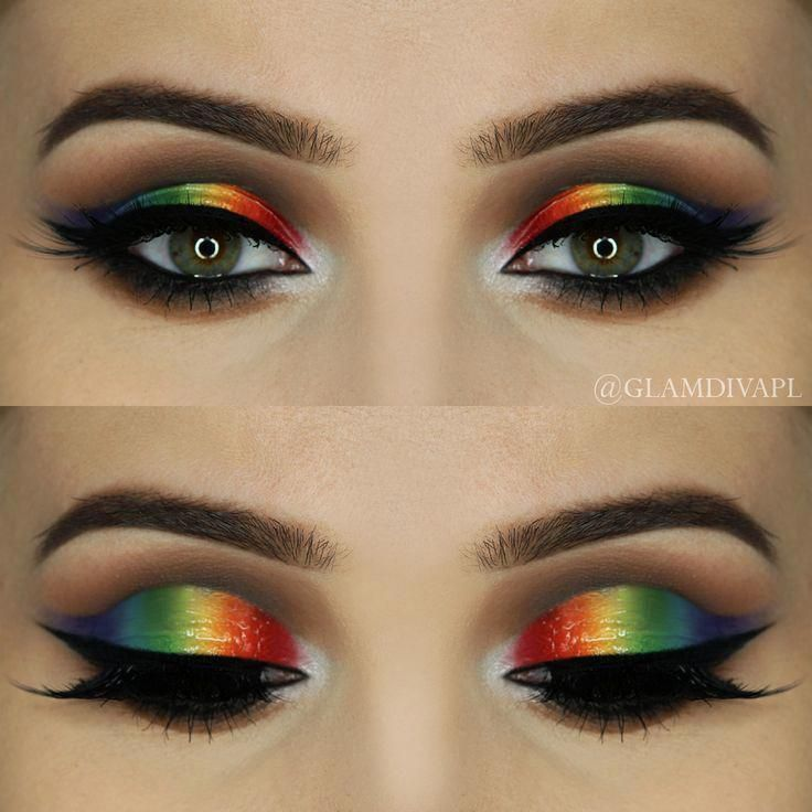 Most people harvested the very best party makeup inspiration. #Beautymakeup