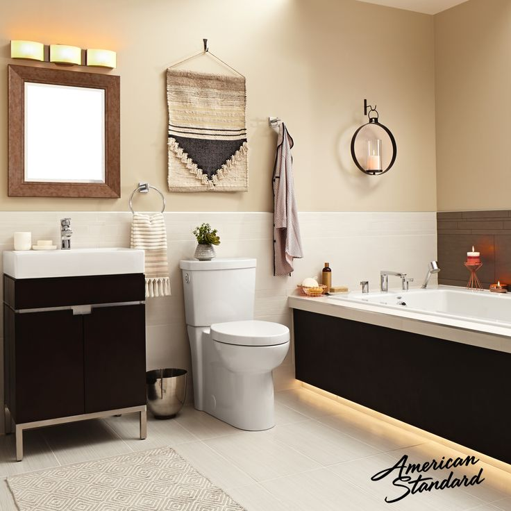 American Standard Bathroom and Kitchen Fixtures