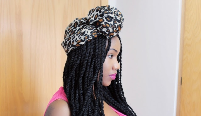 Kyss My Hair My New Protective Style Kinky Senegalese