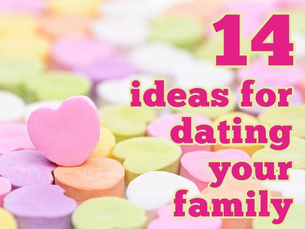 Spend time with your family! 14 Fun Ideas for Dating Your Family. Brought to you by Chevrolet Traverse. #Traverse