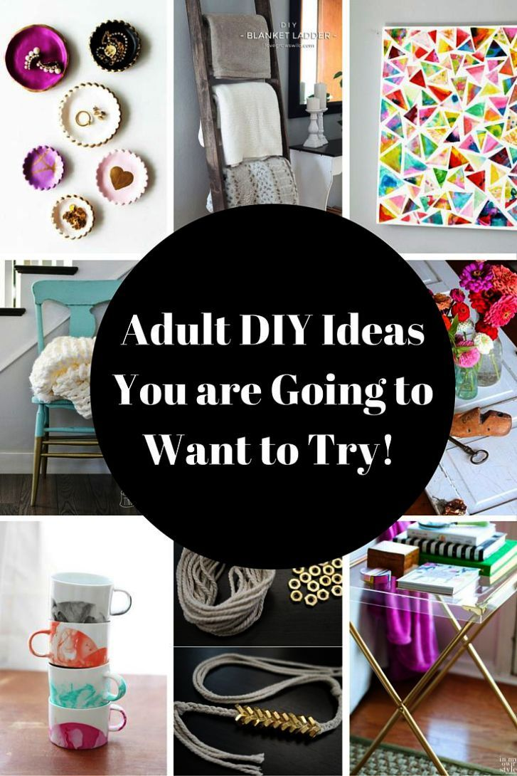 Pin On Arts Crafts For Adults