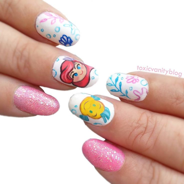 Mulan Inspired Nails: 257 Best Disney Inspired Nails And Makeup Images On Pinterest