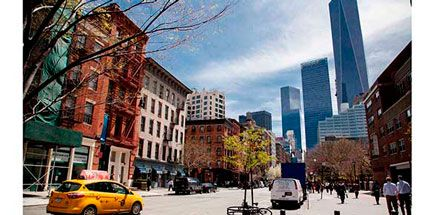 City guide: Tribeca | Qantas Traveller | It Started in LA | www.itstartedinla.com