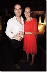 Meet 42-year-old L.A. based furniture designer Sami Hayek, he is the younger brother of Mexican actress Salma Hayek.