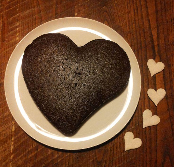 Torta di San Valentino senza glutine e lattosio http://bit.ly/1FKTp06 #cucina #ricette #tutorial