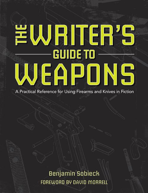 Writing Firearms and Knives in Fiction