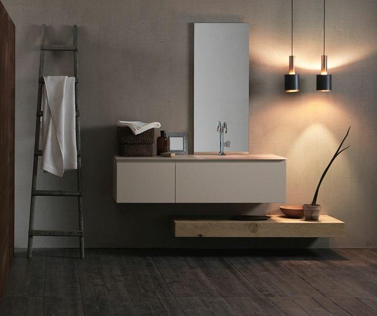 Salle de bainde design scandinave