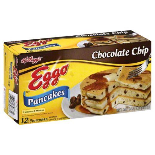 Eggo Pancakes, Chocolate Chip