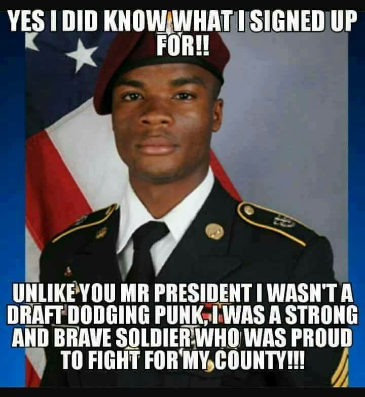 May he rest in peace... God bless him and his poor family... the way your President has treated you is a disgrace...