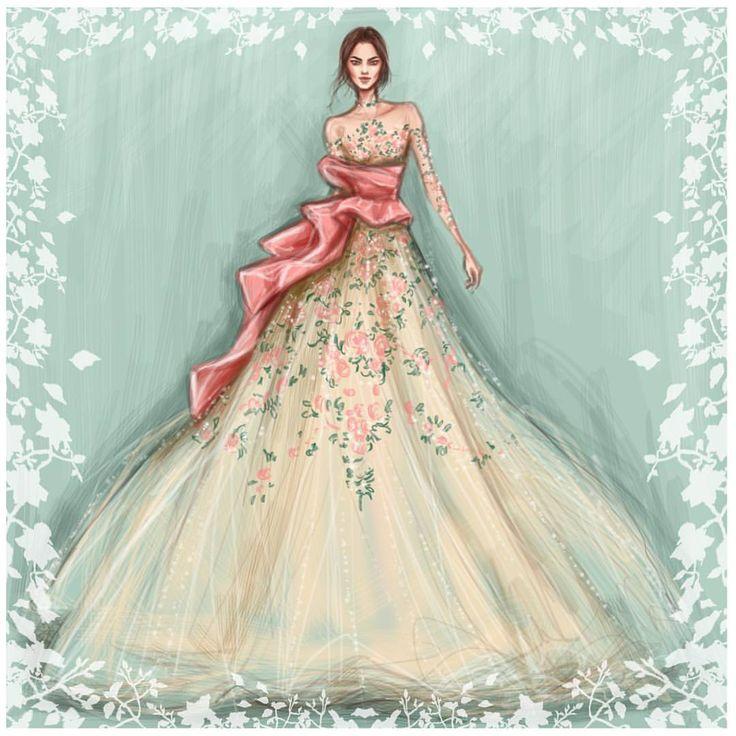 1114 best fashion: inspiring illustrations images on Pinterest ...