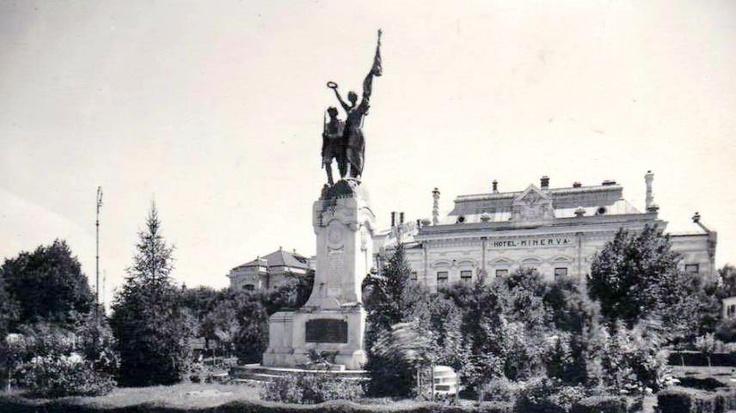 Caracal - Hotel Minerva - 1943