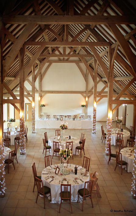 Rivervale Barn Hampshire Wedding Venues