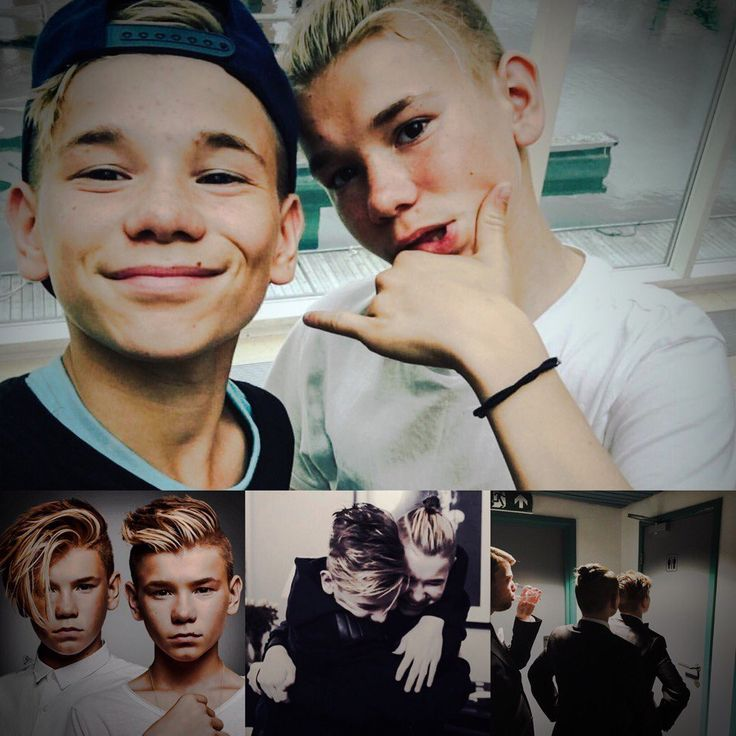 GB Marcus and Martinus Gunnarsen|Twins