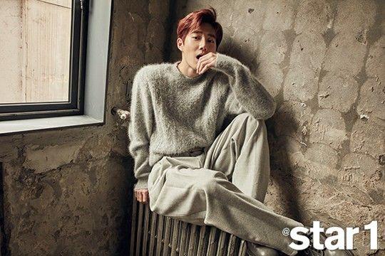 #EXO #Suho Star1 January 2017