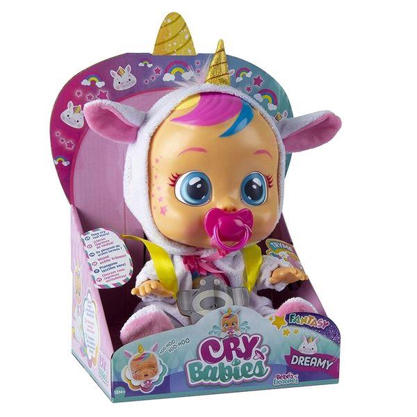 Cry Babies Fantasy Baby WOW Dreamy Unicorn