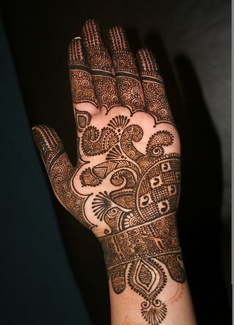 New Collection of Floral Mehndi Designs