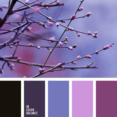 баклажанно-розовый цвет, баклажанный, лиловый цвет, оттенки пурпурного, оттенки розового, оттенки фиолетового, пурпурный, розовый, синий, темно-лиловый, темно-синий, фиолетовый.
