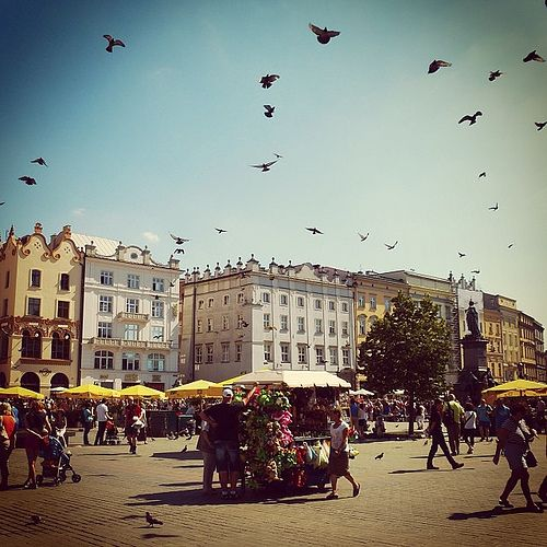 Good morning! #Krakow #Poland | Flickr – Condivisione di foto!