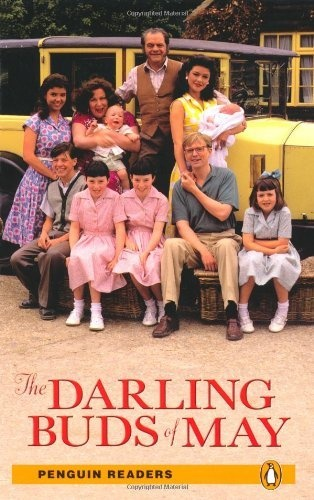 The Darling Buds of May: Level 3 with audio CD.
