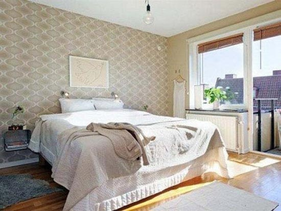 Awesome Bedroom Wallpaper Design Ideas Part 81