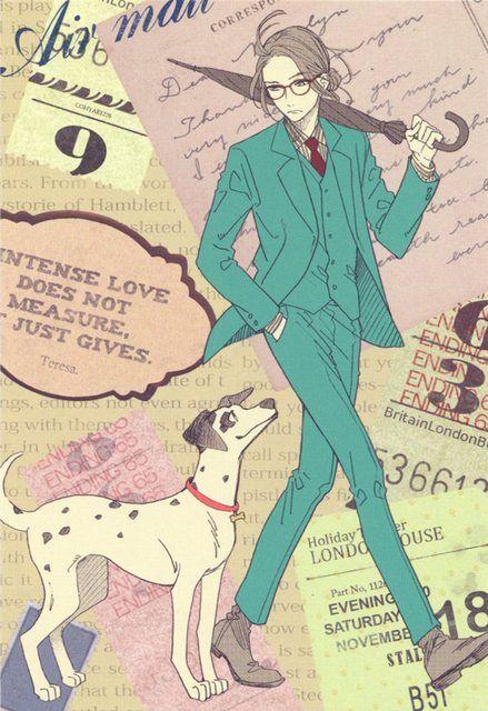 『ふろく/マーガレット男子 ワールドツアーポストカード』やまもり三香